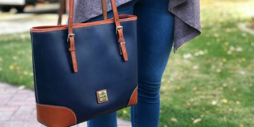 Dooney & Bourke Handbags Only $99 Shipped (Regularly $198+)