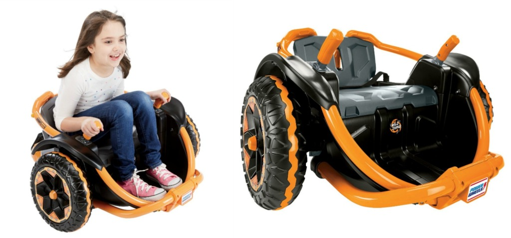 Fisher-Price Power Wheels Wild Thing as Low as $123 89