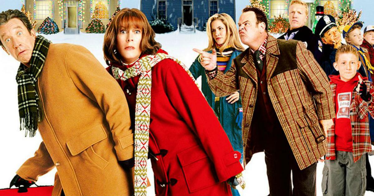 Freeform 2018 Kickoff to Christmas movies – Christmas with the Kranks