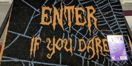 Halloween & Harvest Doormats Possibly Only $4.94 at Home Depot