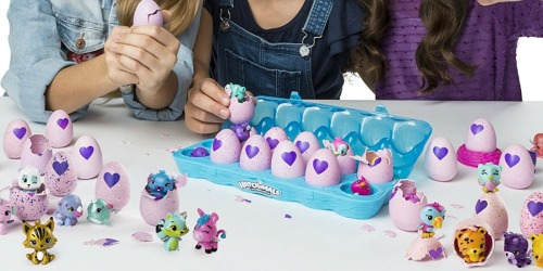 Amazon: Hatchimals CollEGGtibles 12-Pack Just $14 (Regularly $20)
