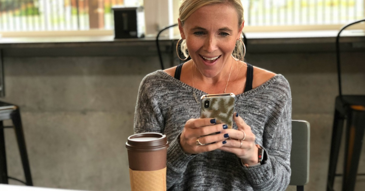 Get Text Alerts for Hip2Save Hot Deals