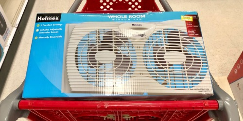 Over 50% Off Fans at Target | Window, Tower & More