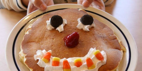 Try IHOP's New Reese's Pieces Pancakes + More Halloween-Inspired Favorites