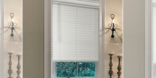 JCPenney Home 2″ Faux Wood Blinds as Low as $11 (Regularly $30) – Awesome Reviews