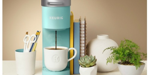 Keurig K-Mini Brewer Only $64.99 Shipped + 2 FREE Boxes of K-Cups