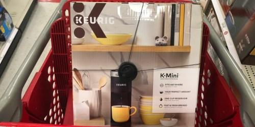 Target: Keurig K-Mini Brewer Only $49.99 Shipped (Regularly $100)