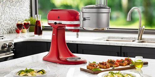 KitchenAid Food Processor Attachment Only $99.99 (Regularly $140) + More