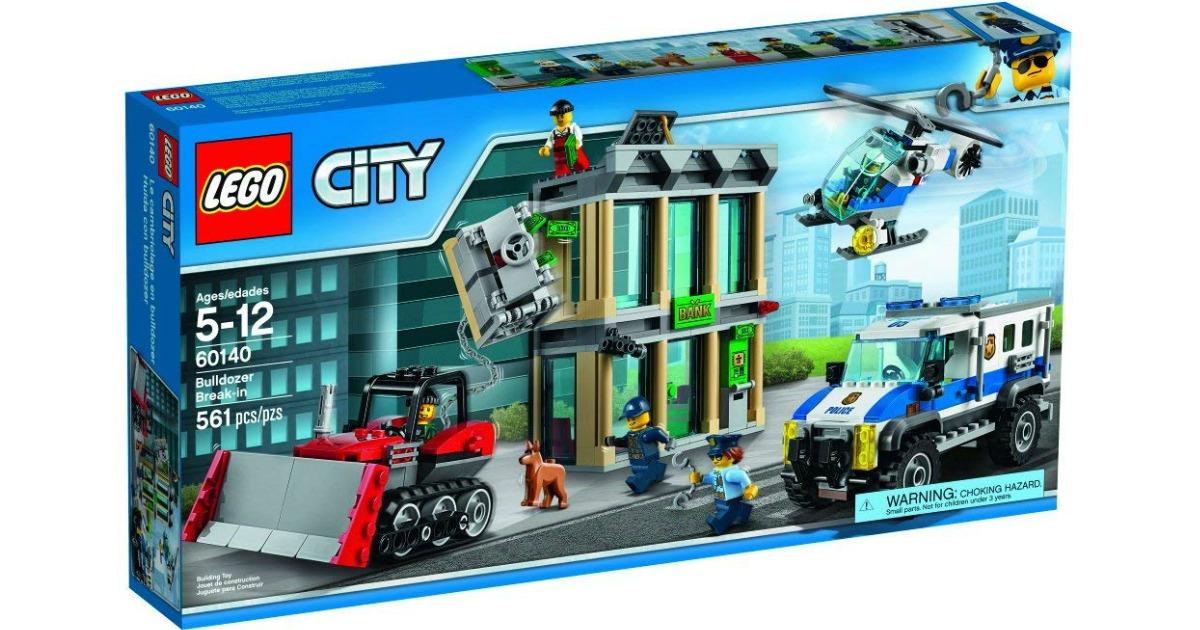 Lego City Bulldozer Break In Set Only 3899 Shipped Regularly 56