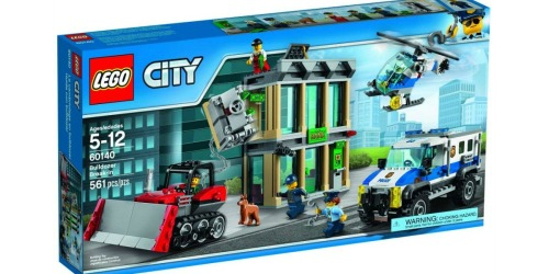 LEGO CITY Bulldozer Break-In Set Only $38.99 Shipped (Regularly 56) & More