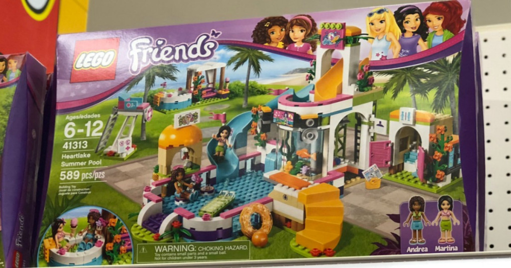 70 Worth Of Lego Sets Only 42 Shipped After Target Gift