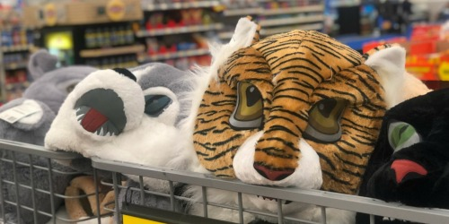 Maskimals Halloween Masks Possibly Only $5 at Walmart (Regularly $15+)