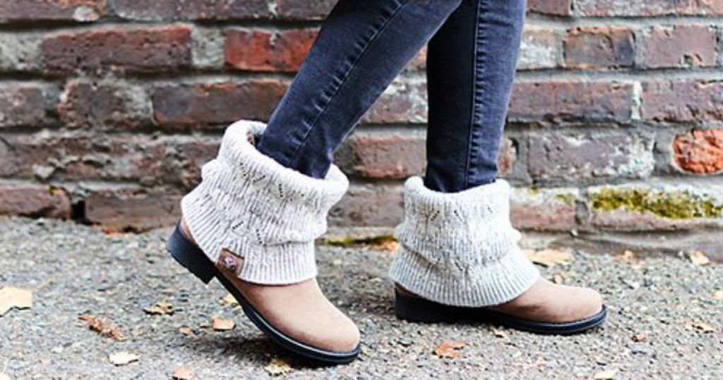 Women s Muk Luks Ankle Boots Only  29.79 (Regularly  76) at Zulily ... a00d83e8a4