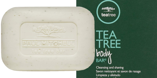 Paul Mitchell Tea Tree Body Bars as low as $2.30 Each (Regularly $9) at Ulta