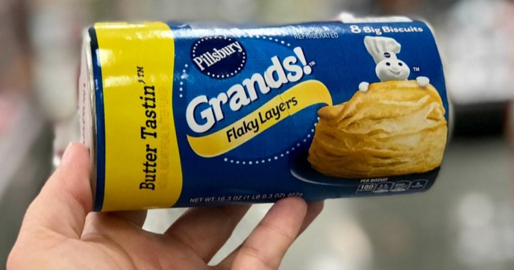 pillsbury grands biscuits
