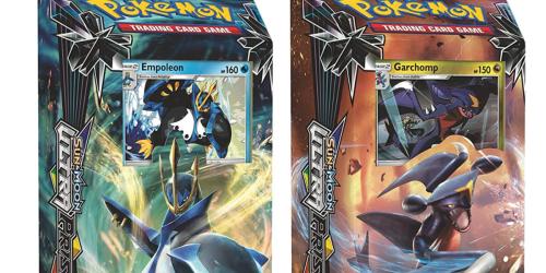 Best Buy: Pokemon Sun & Moon Ultra Prism Theme Deck Only $6.99 (Regularly $13)
