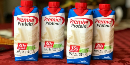 You May Be Eligible For This Premier Protein Shakes Class Action Settlement