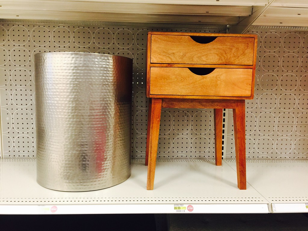 Drum Accent Table Target: Stackable Furniture & Rug Savings At Target.com