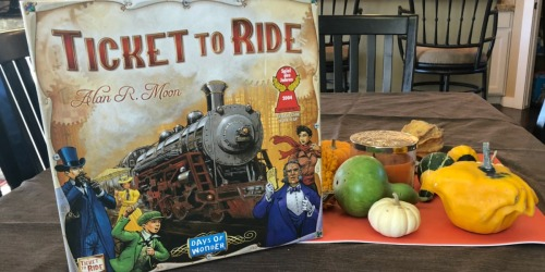 Ticket to Ride Board Game Only $24.99 Shipped (Regularly $49.97)