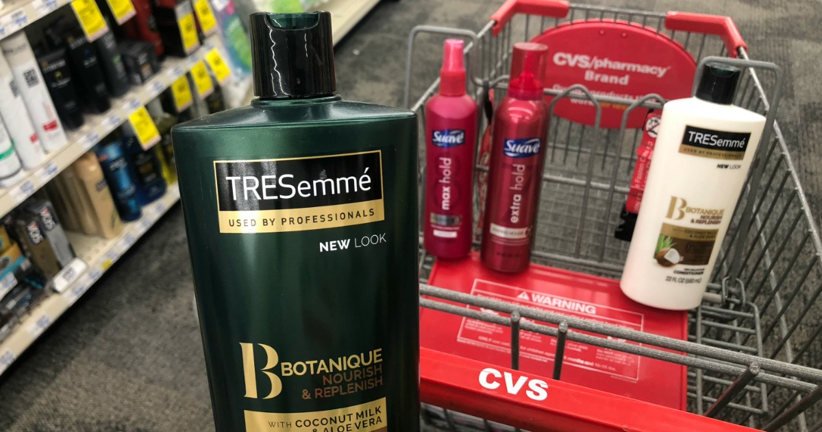 image relating to Tresemme Printable Coupons referred to as Higher Price tag Artful and TRESemmé Printable Coupon codes - Hip2Conserve