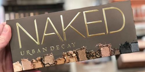 Urban Decay Naked Eyeshadow Palette ONLY $27 Shipped (Regularly $54)