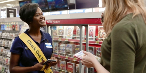 Walmart Adds Check Out With Me Service – Pay Without the Lines