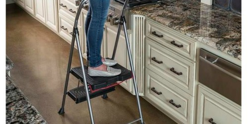 Werner 2-Step Podium Step Stool Only $19.98 Shipped & More Today Only Deals