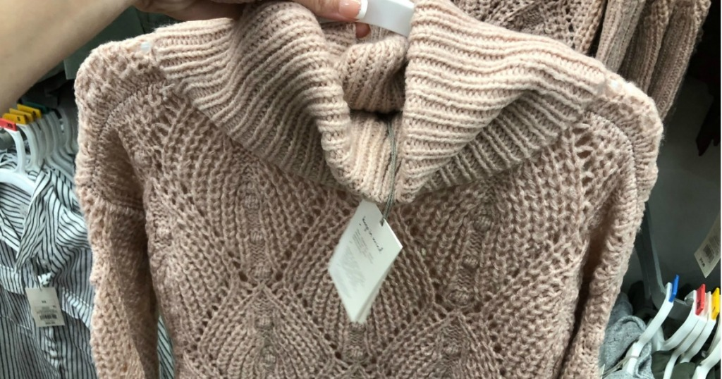 Buy One Get One 50 Off Mens Womens Sweaters At Target In