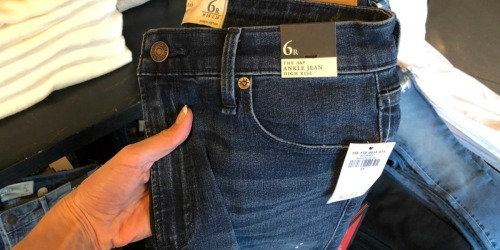 Abercrombie & Fitch Jeans as Low as Only $16.66 Per Pair (Regularly $78+)