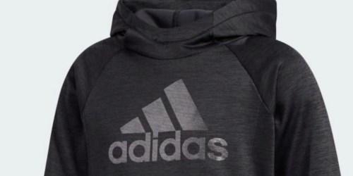 Over 50% Off Adidas Fleece & Hoodies + Free Shipping