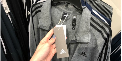 Over 65% Off Adidas Men's Jackets, Tees, Shorts & More + Free Shipping