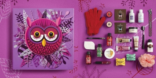 The Body Shop Enchanted Advent Calendars Now Available AND They Ship FREE