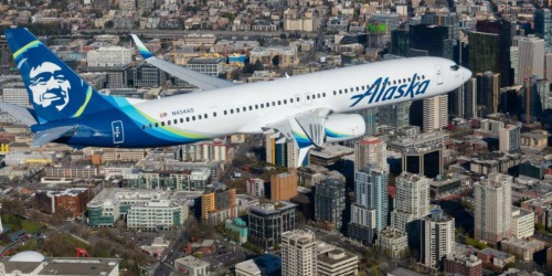 Alaska, Southwest & Frontier Airlines Sales (One-Way Flights Just $20-$49)