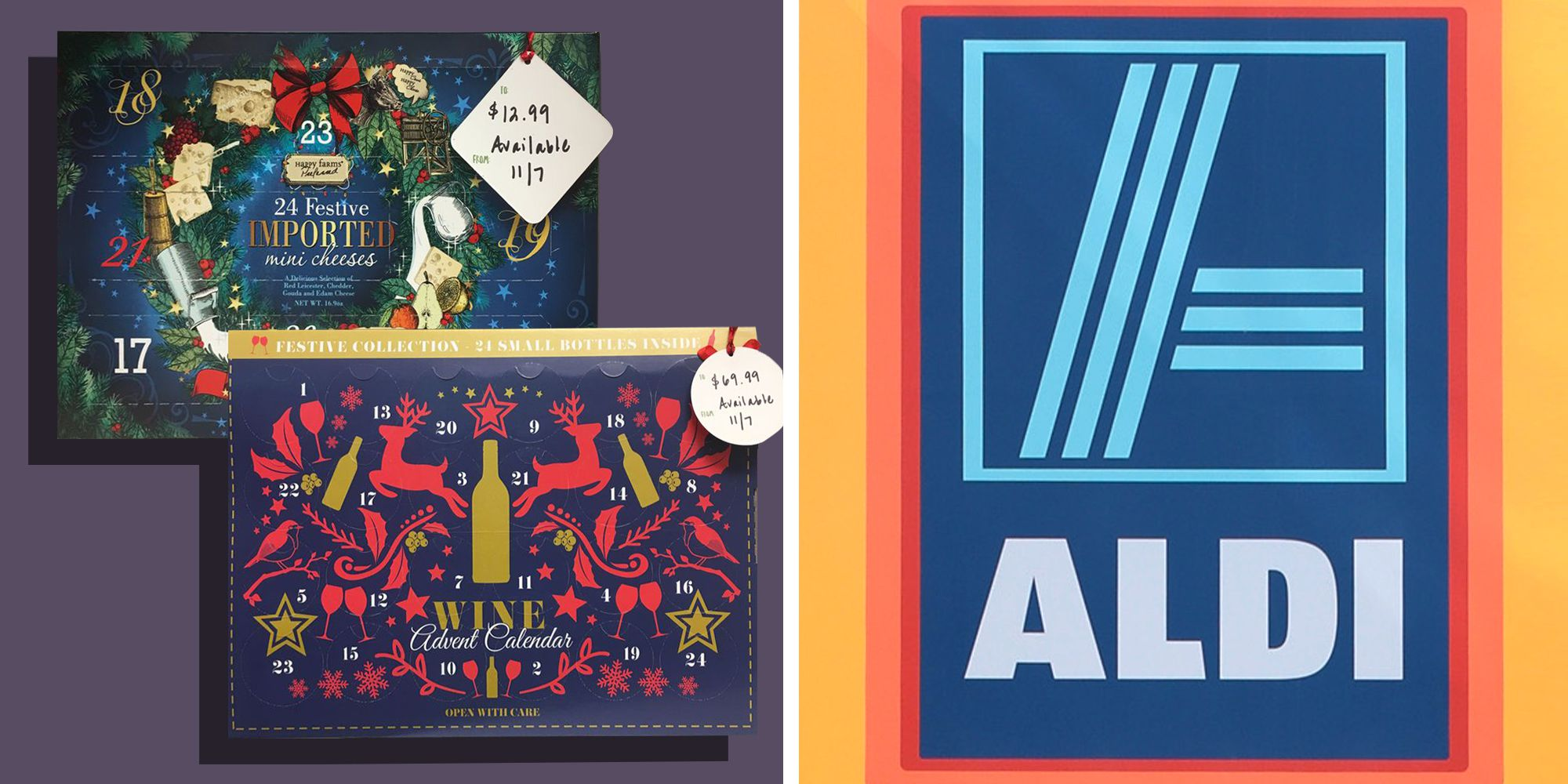best 2018 advent calendars for kids and adults – ALDI Advent Calendars