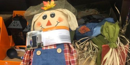 ALDI Halloween Finds: Scarecrows, Lanterns, Pumpkins & More
