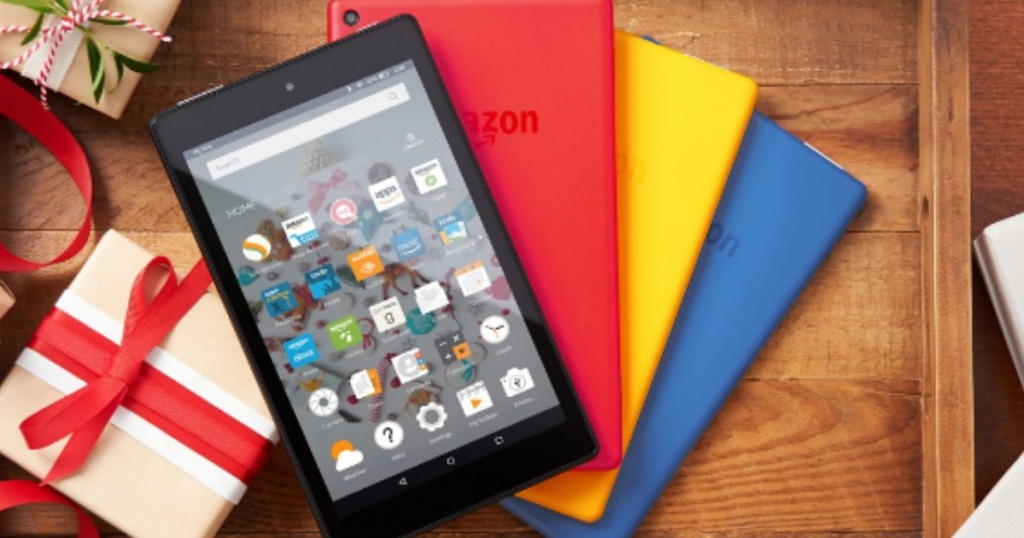 Amazon Fire 8 Tablets