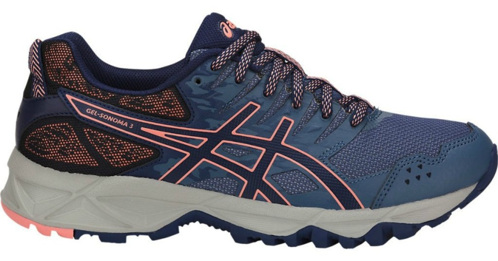 be8de8d021a1 Need new shoes  Check out these deals… ASICS Women s GEL-Sonoma 3 Running  ...