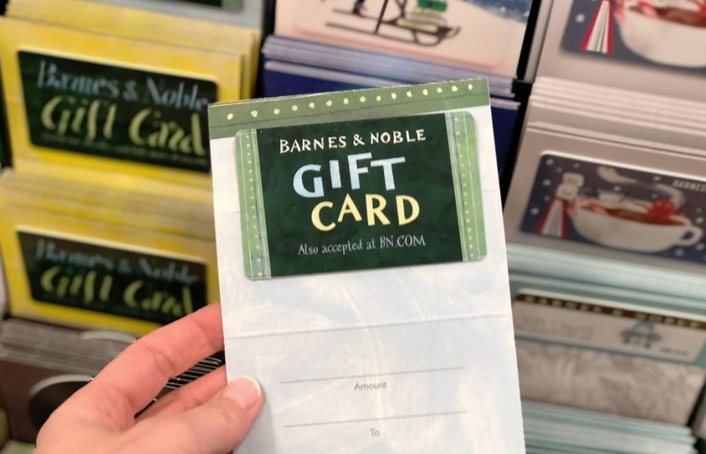 check barnes and noble gift card free 5 target barnes noble or nike gift card for 5958