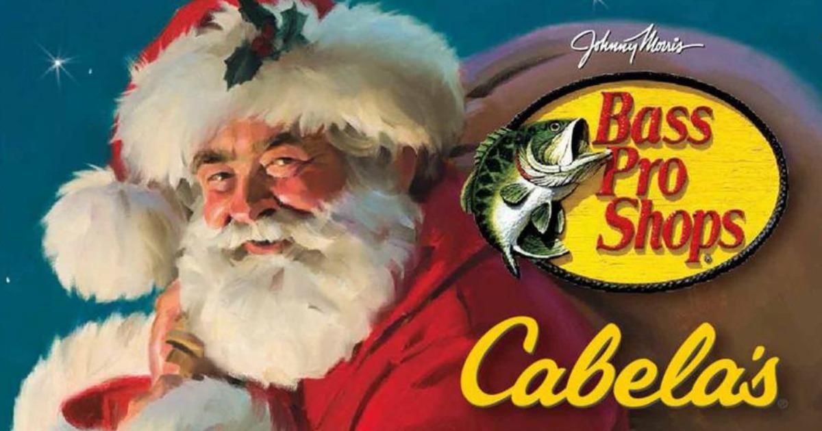 2018 Bass Pro Shops Deals Cabela's Deals Holiday Book