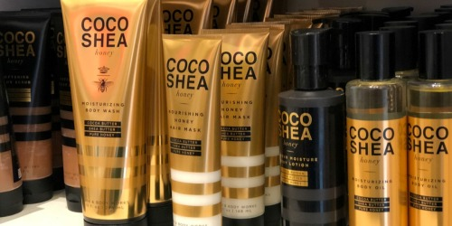 Bath & Body Works CocoShea & Water Body Products Only $5.95 Each (Regularly up to $18)