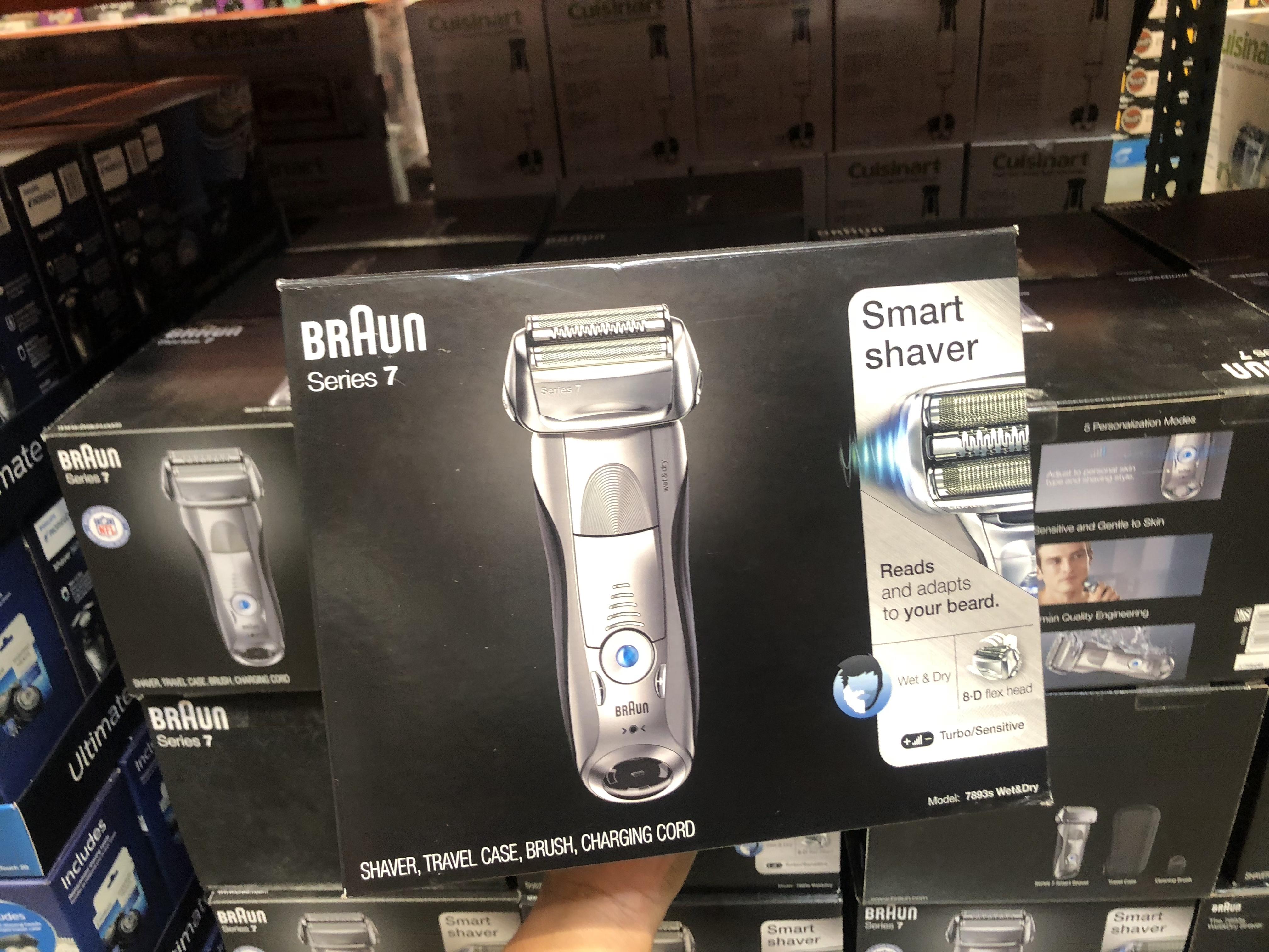 Costco deals October 2018 – Braun Shaver at Costco