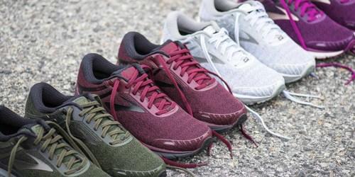Brooks Men's & Women's Adrenaline Running Shoes Just $87.99 Shipped (Regularly $120)