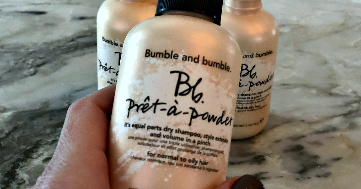 50% Off Bumble and Bumble Prêt-À-Powder Dry Shampoo + FREE Shipping