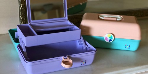 Caboodles Vintage Cases as Low as $7.50 at JCPenney.com