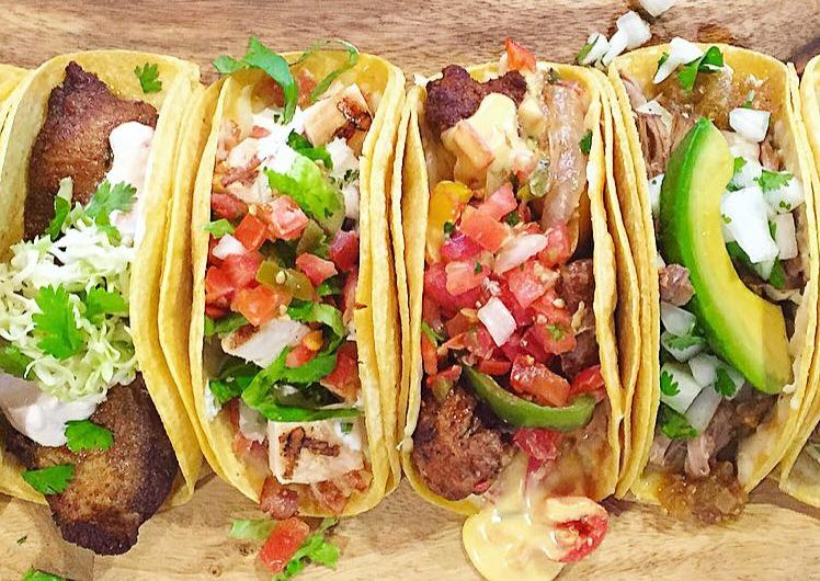 National Taco Day Free Food and Deals 2018 – California Tortillas