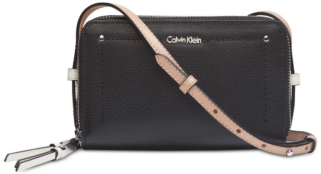Calvin Klein Boxy Crossbody Only $35.96 (regularly $148)