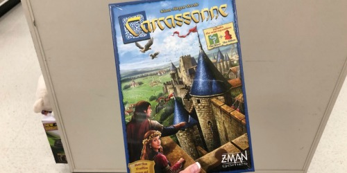 Carcassonne Board Game Only $17.99 (Regularly $35)