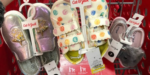 Up to 75% Off Kids Shoes at Target