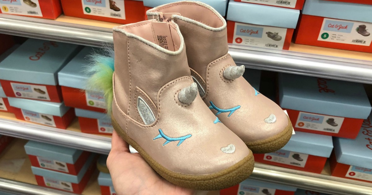 target girls ankle boots