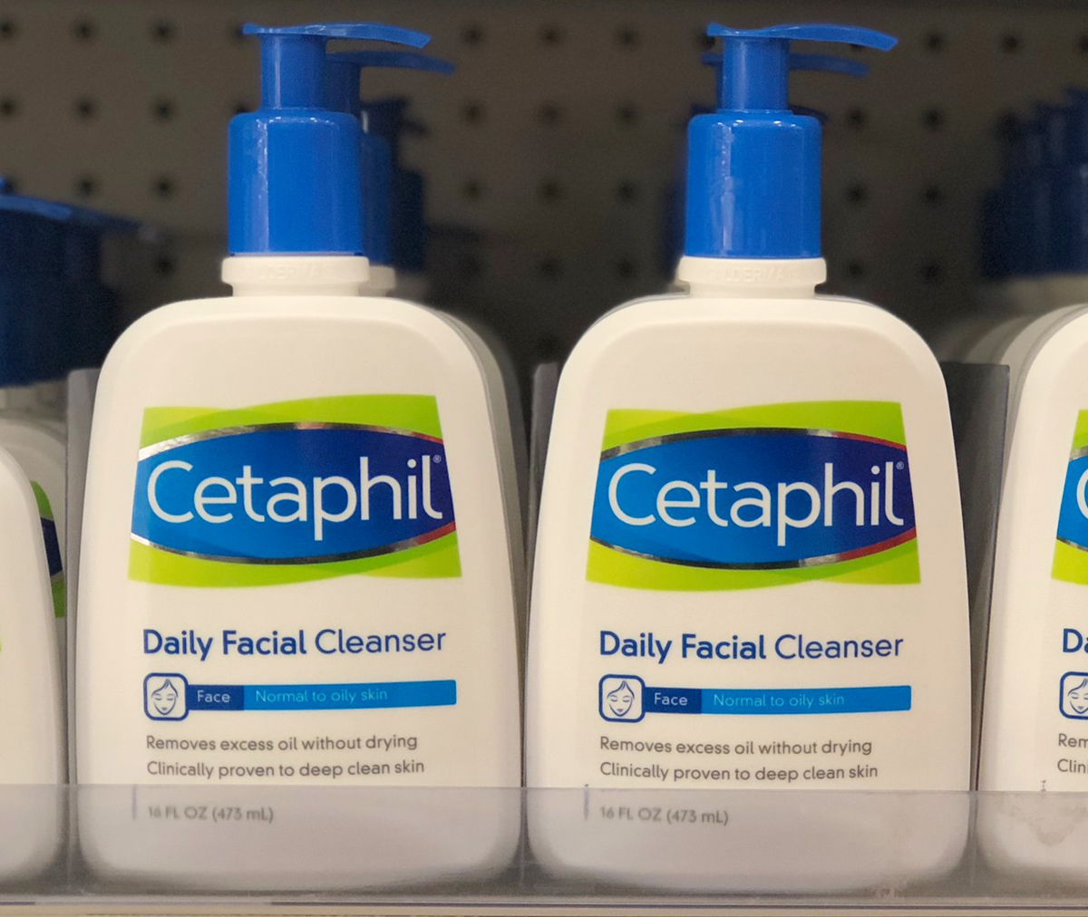 Cetaphil daily cleanser